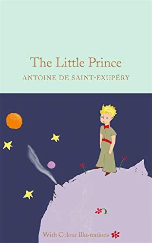 9781909621558: The Little Prince: Colour Illustrations (Macmillan Collector's Library)