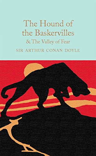 9781909621749: The Hound of the Baskervilles & The Valley of Fear (Macmillan Collector's Library)