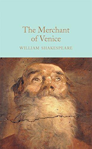 9781909621893: The Merchant of Venice (Macmillan Collector's Library)