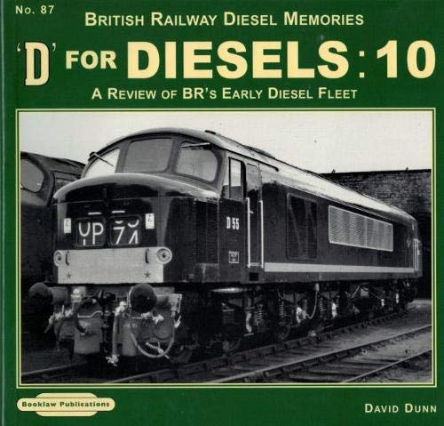 9781909625501: D FOR DIESELS