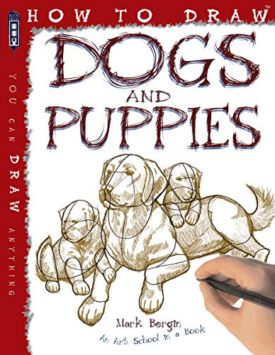 9781909645028: How to Draw Dogs and Puppies