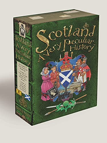 9781909645035: Scotland - Boxed Set (Very Peculiar History)