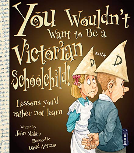 9781909645288: You Wouldn't Want to Be a Victorian Schoolchild!