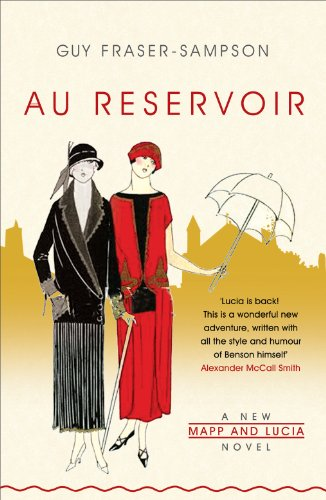 9781909653542: Au Reservoir: A New Mapp and Lucia Novel