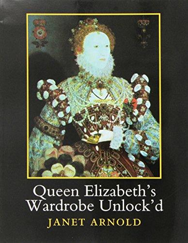 9781909662537: Queen Elizabeth's Wardrobe Unlock'd