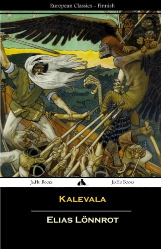 9781909669109: Kalevala (Finnish) (European Classics) (Finnish Edition)