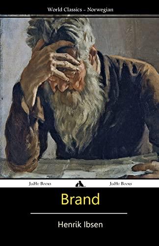 9781909669291: Brand (Norwegian Edition)