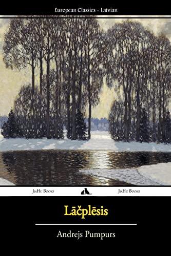 9781909669499: Lacplesis (Latvian Edition)