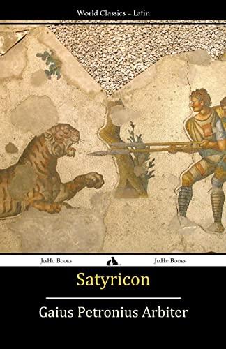 9781909669789: Satyricon (Latin Edition)