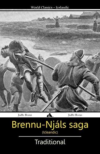 9781909669925: Brennu-Njáls saga