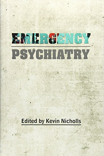 Emergency Psychiatry (Paperback)