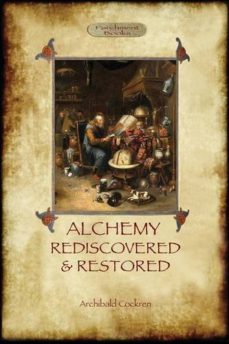 9781909735217: Alchemy Rediscovered and Restored
