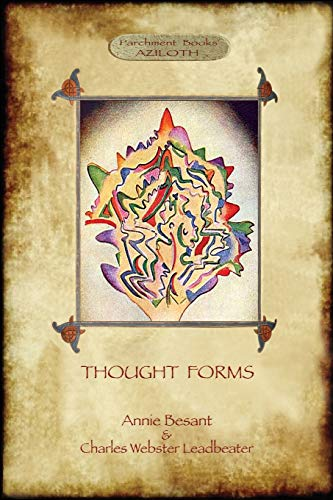 9781909735996: Thought-Forms; with entire complement of original colour illustrations (Aziloth Books)