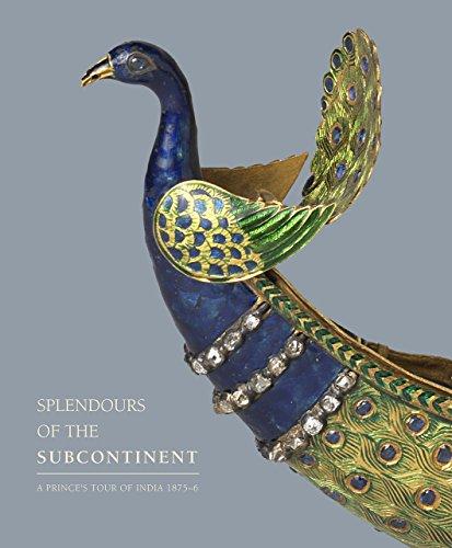 Splendours of the Subcontinent - a Prince's: Meghani, Kajal