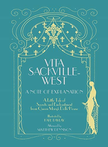 9781909741522: Vita Sackville-West: A Note of Explanation