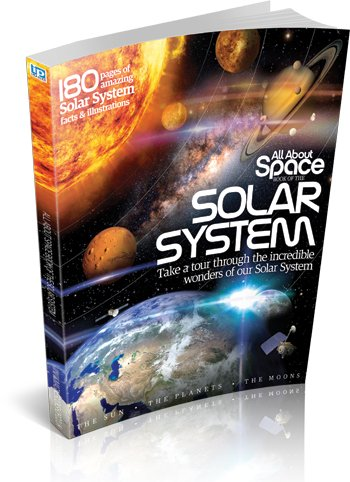 9781909758483: All About Space Book of the Solar System
