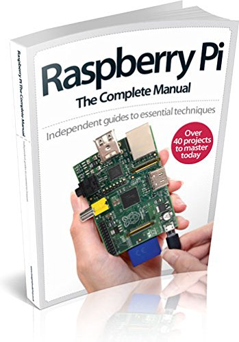 9781909758803: Raspberry Pi The Complete Manual