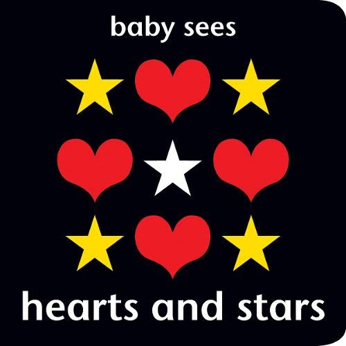 9781909763050: Baby Sees: Hearts and Stars