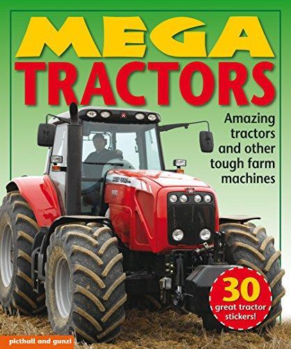 9781909763210: Mega Tractors (Mega Books)