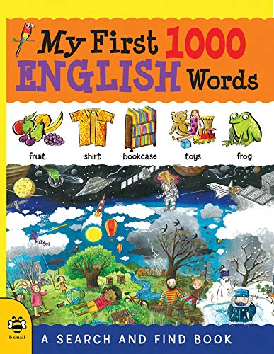 9781909767584: My First 1000 English Words (My First 1000 Words)