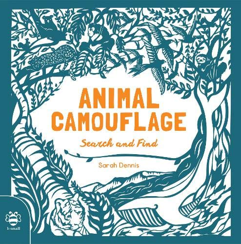 9781909767720: Animal Camouflage: Search and Find