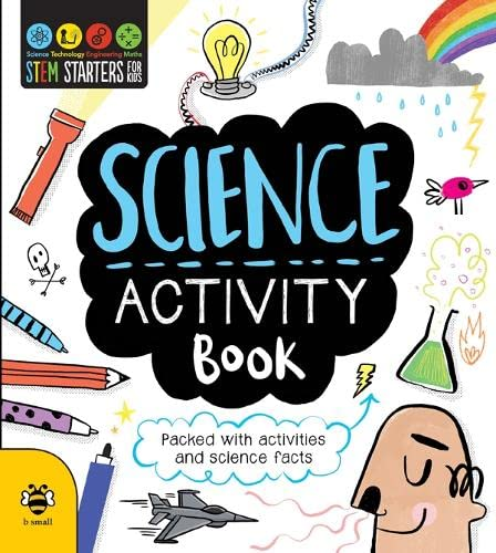 Science Activity Book (Paperback)