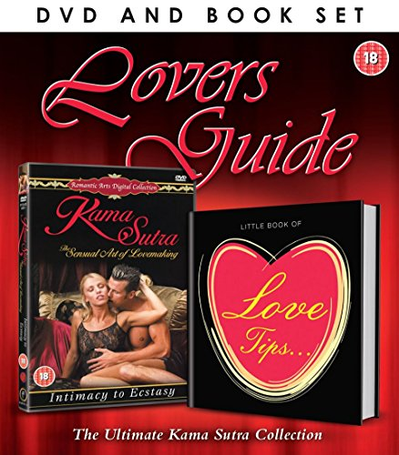 9781909768611: Lovers Guide (DVD/Book Gift Set)