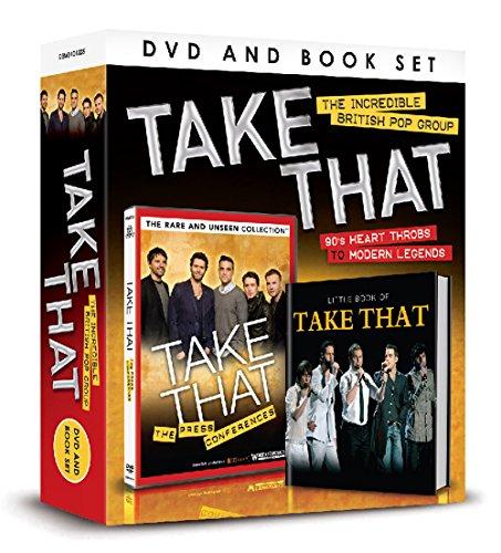 9781909768789: Take That (Portrait Dvdbook Gift Set)