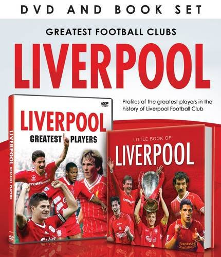 Greatest Football Clubs: Liverpool (DVD/Book Gift Set): Jules Gammond