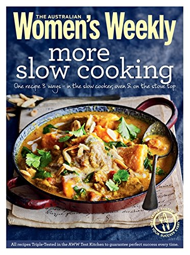 9781909770072: More Slow Cooking (The Australian Women's Weekly Essentials)