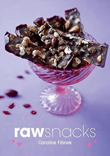 9781909808058: Raw Snacks