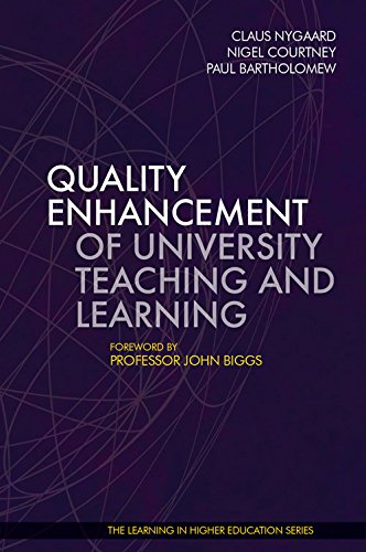 Quality Enhancement of University Teaching and Learning (Management Policy and Educatio): Claus ...