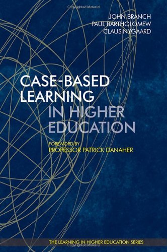 Case-Based Learning in Higher Education (Hardback)