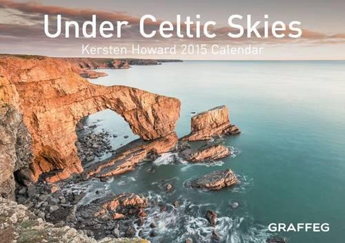 9781909823310: Under Celtic Skies: Kersten Howard 2015 Calendar