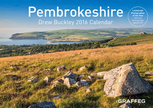 Pembrokeshire 2016 Calendar: Drew Buckley