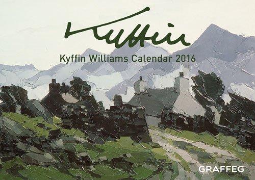 9781909823501: Kyffin Williams 2016 Calendar