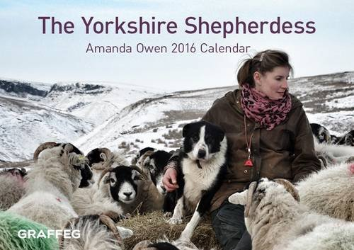 The Yorkshire Shepherdess Calendar 2016 (Calendars 2016): Amanda Owen