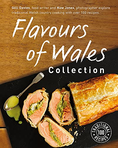 Flavours of Wales Collection: Gilli Davies
