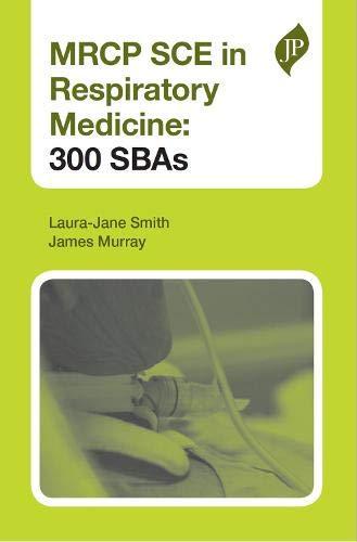 9781909836754: MRCP SCE in Respiratory Medicine: 300 SBAs