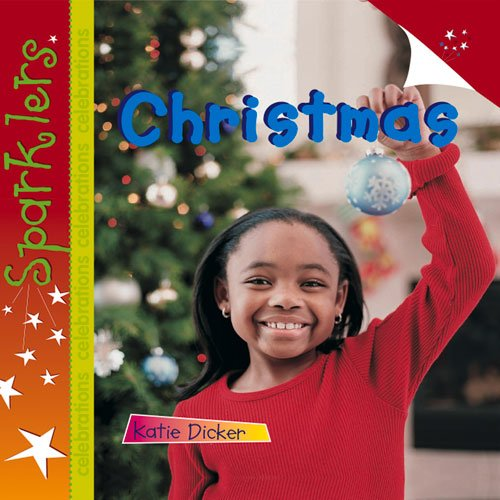 9781909850347: Christmas (Sparklers: Celebrations)