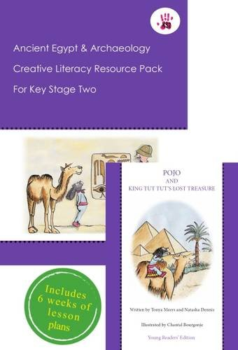 9781909875333: Ancient Egypt and Archaeology Creative Literacy Resource Pack for Key Stage Two