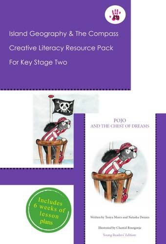 9781909875357: Island Geography and Compass Points Creative Literacy Resource Packs for Key Stage Two
