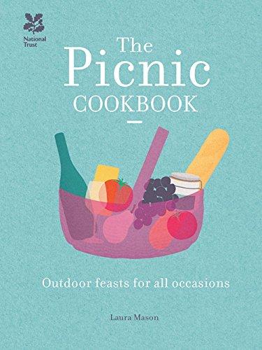 The Picnic Cookbook (NT edition) (Hardcover): Laura Mason