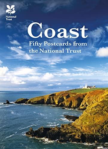 Coast Postcard Box: The National Trust