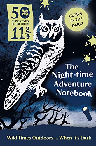 9781909881488: 50 Things: Night-Time Adventure Notebook