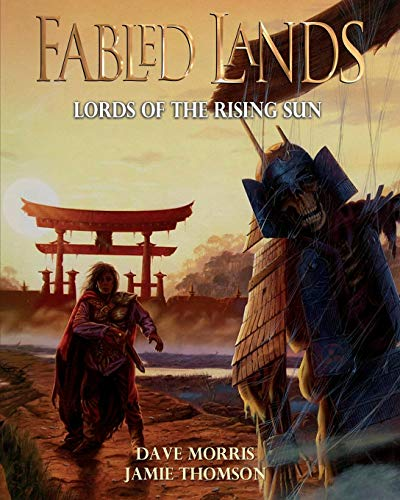 9781909905368: Lords of the Rising Sun: Large format edition: Volume 6 (Fabled Lands)