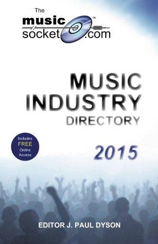 9781909935068: The MusicSocket.com Music Industry Directory 2015
