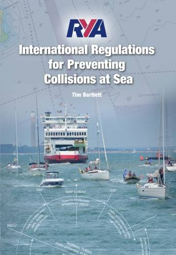9781910017067: RYA International Regulations for Preventing Collisions at Sea