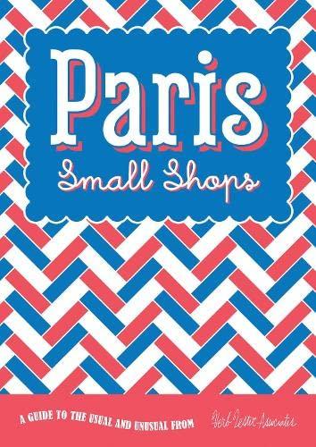 9781910023518: Paris: Small Shops