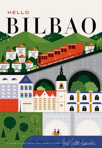 9781910023549: Hello Bilbao (Herb Lester)
